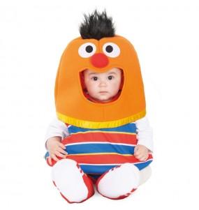 Déguisement Ernest Balloon Sesame Street pour bébé