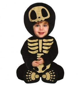 Déguisement Squelette Skull bébé