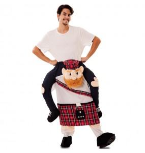 Déguisement Porte Moi Écossais adulte