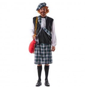 Déguisement Écossais Celte pour homme