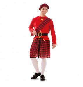Déguisement Écossais pas cher adulte