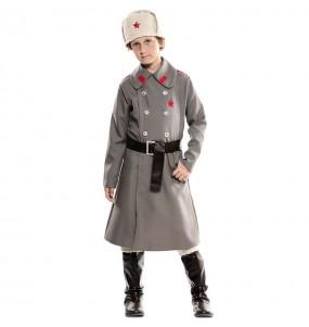 Déguisement Espion Russe pour garçon