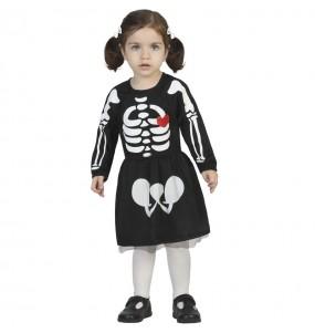 Déguisement Squelette adorable bébé