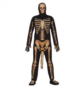 Déguisement Squelette comique homme