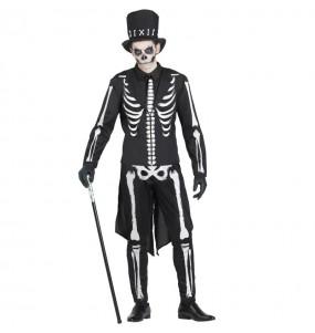 Déguisement Squelette Élégant homme
