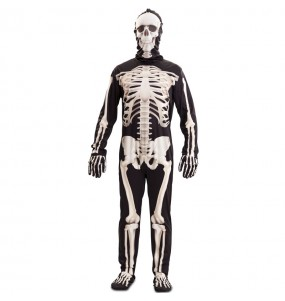 Déguisement Squelette deluxe homme