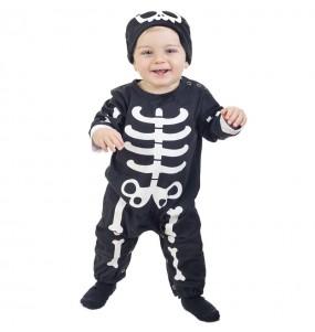 Déguisement Squelette Osseux pour bébé