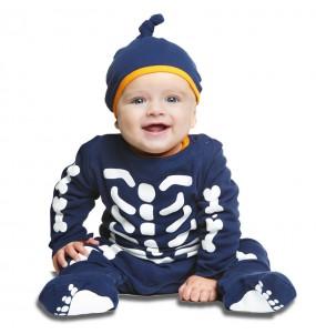 Déguisement Squelette pour bébé