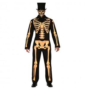 Déguisement Squelette Skull homme