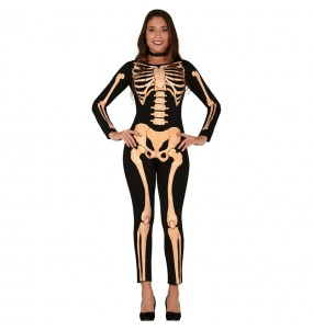 Déguisement Squelette Skull femme