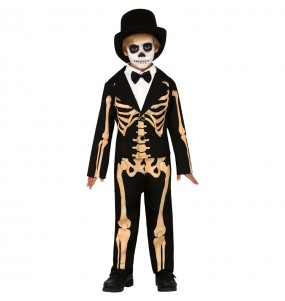 Déguisement Squelette Skull garçon