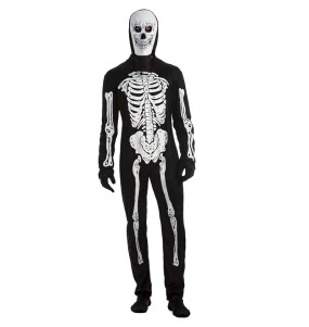 Déguisement Squelette ténébreux homme