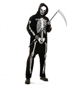 Déguisement Squelette Zombie pour homme