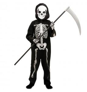 Déguisement Squelette Zombie pour garçon