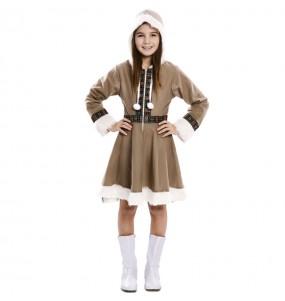 Déguisement Esquimaude Inuit fille