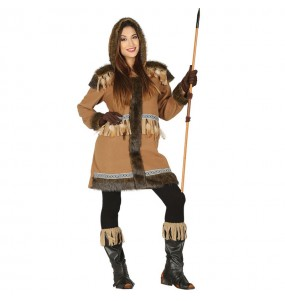 Déguisement Esquimau femme Pôle Nord