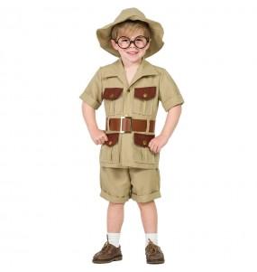 Déguisement Explorateur Jungle garçon