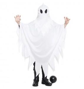 Déguisement Fantôme blanc garçon
