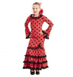 Déguisement Flamenco Espagnole fille