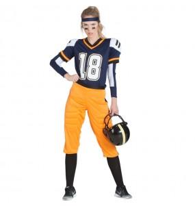 Déguisement Football Américain NFL femme