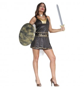 Déguisement Gladiatrice Romaine