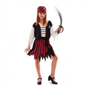 Déguisement Grande Pirate fille