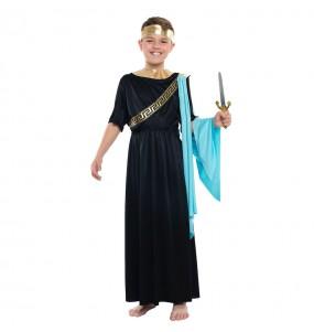 Déguisement Grec noir pour garçon