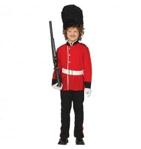 Déguisement Garde britannique