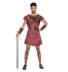 Déguisement Guerrier Écossais Braveheart pour homme