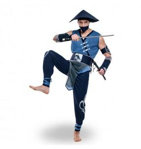 Déguisement Guerrier Ninja pour homme