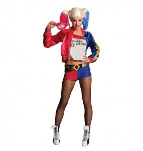 Déguisement Harley Quinn pour femme- DC Comics®