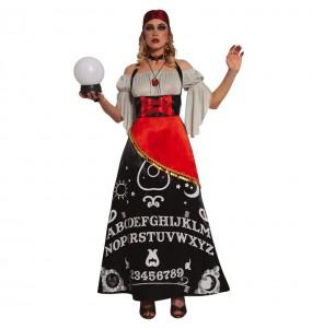 Déguisement Enchanteur planche Ouija femme