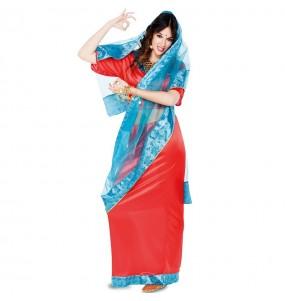 Déguisement Hindou Bollywood Femme pas cher