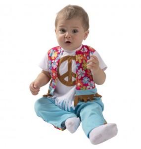 Déguisement Hippie Bébé
