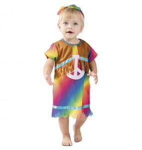 Déguisement Hippie de la Paix Bébé