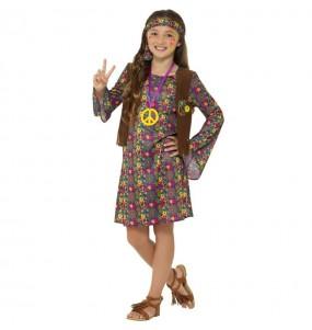 Déguisement Hippie Folk fille
