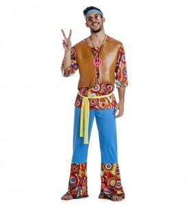 Déguisement Hippie Happy homme