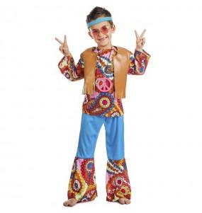 Déguisement Hippie Happy garçon