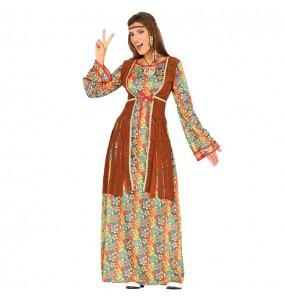 Déguisement Hippie Peace and Love pour femme