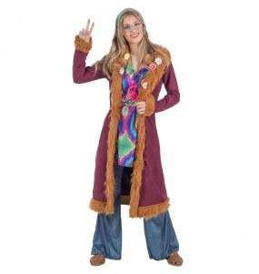 Déguisement Hippie Deluxe femme
