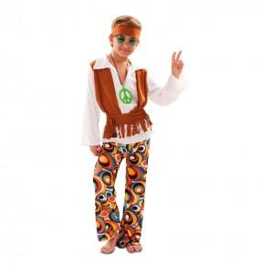 Déguisement Hippie Pacifique garçon