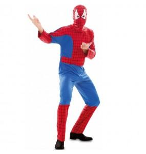 Déguisement Spiderman homme pas cher
