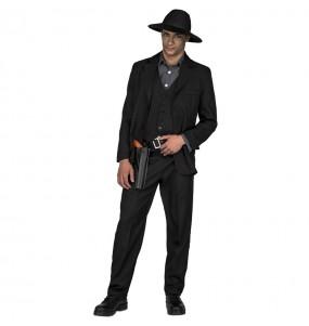 Déguisement Homme en Noir Westworld homme