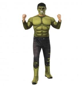 Déguisement Hulk Endgame pour homme