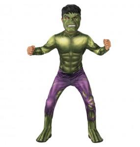 Déguisement Hulk Ragnarok enfant