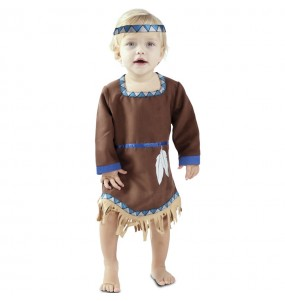 Déguisement Indienne Pocahontas bébé
