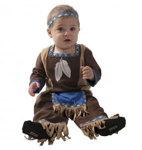 Déguisement Indien Apache pour bébé