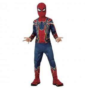 Déguisement Iron Spiderman Avengers enfant