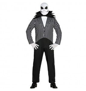 Déguisement Jack Skellington adulte