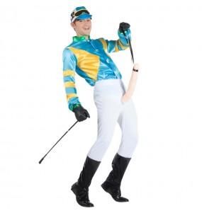 Déguisement Cavalier Jockey Rigolo homme